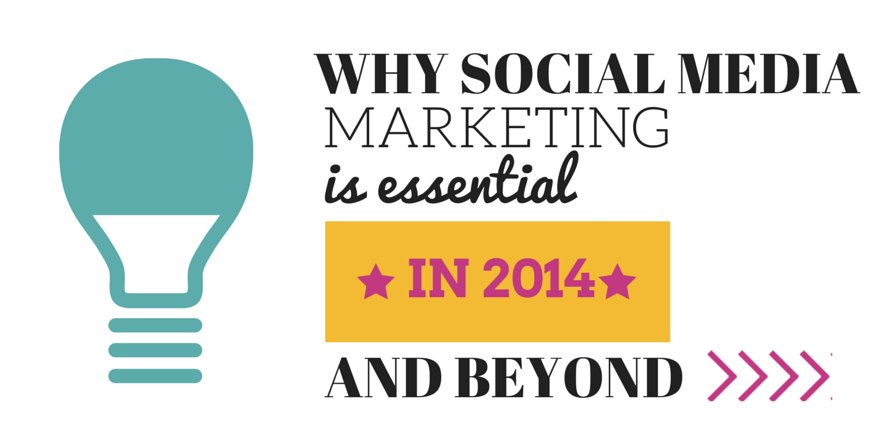 why-social-media-marketing-is-essential-in-2014-and-beyond
