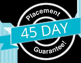 45 Day Guarantee Badge